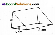 AP Board 9th Class Maths Solutions Chapter 10 Surface Areas and Volumes InText Questions 6