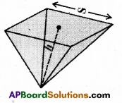 AP Board 9th Class Maths Solutions Chapter 10 Surface Areas and Volumes InText Questions 8
