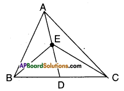 AP Board 9th Class Maths Solutions Chapter 11 Areas Ex 11.3 1