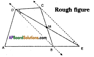 AP Board 9th Class Maths Solutions Chapter 11 Areas Ex 11.3 10