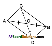 AP Board 9th Class Maths Solutions Chapter 11 Areas Ex 11.3 3