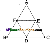 AP Board 9th Class Maths Solutions Chapter 11 Areas Ex 11.3 4