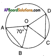 AP Board 9th Class Maths Solutions Chapter 12 Circles Ex 12.4 12