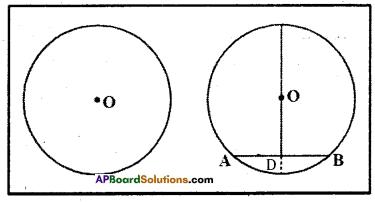 AP Board 9th Class Maths Solutions Chapter 12 Circles InText Questions 4