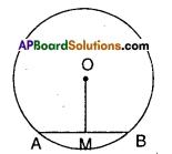 AP Board 9th Class Maths Solutions Chapter 12 Circles InText Questions 5