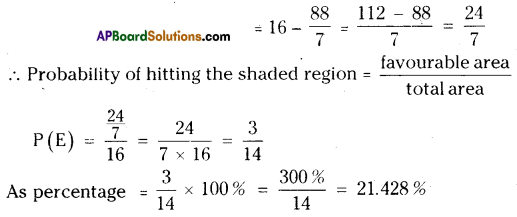 AP Board 9th Class Maths Solutions Chapter 14 Probability Ex 14.1 5