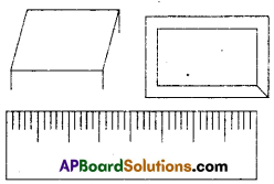 AP Board 9th Class Maths Solutions Chapter 4 Lines and Angles InText Questions 1