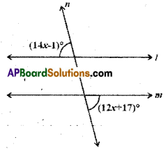 AP Board 9th Class Maths Solutions Chapter 4 Lines and Angles InText Questions 22