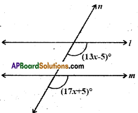 AP Board 9th Class Maths Solutions Chapter 4 Lines and Angles InText Questions 23