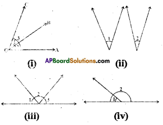 AP Board 9th Class Maths Solutions Chapter 4 Lines and Angles InText Questions 5