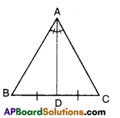 AP Board 9th Class Maths Solutions Chapter 7 Triangles Ex 7.1 11