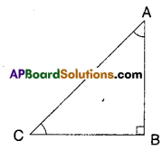 AP Board 9th Class Maths Solutions Chapter 7 Triangles Ex 7.1 12