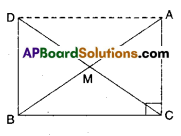 AP Board 9th Class Maths Solutions Chapter 7 Triangles Ex 7.1 7