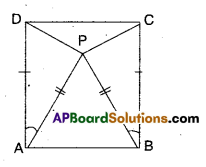 AP Board 9th Class Maths Solutions Chapter 7 Triangles Ex 7.1 8