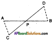 AP Board 9th Class Maths Solutions Chapter 7 Triangles InText Questions 2
