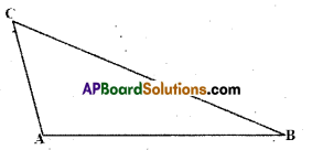 AP Board 9th Class Maths Solutions Chapter 7 Triangles InText Questions 6