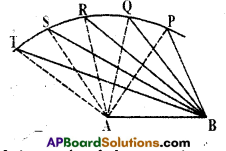 AP Board 9th Class Maths Solutions Chapter 7 Triangles InText Questions 8