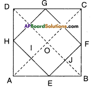 AP Board 9th Class Maths Solutions Chapter 8 Quadrilaterals Ex 8.3 10