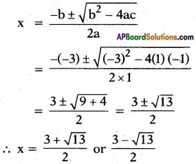 AP SSC 10th Class Maths Solutions Chapter 5 Quadratic Equations Ex 5.3 8