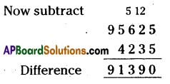 AP Board 6th Class Maths Solutions Chapter 1 Numbers All Around us InText Questions 8