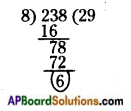 AP Board 6th Class Maths Solutions Chapter 3 HCF and LCM Ex 3.1 2