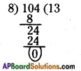 AP Board 6th Class Maths Solutions Chapter 3 HCF and LCM Ex 3.1 5