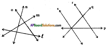 AP Board 6th Class Maths Solutions Chapter 8 Basic Geometric Concepts Ex 8.3 2