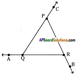 AP Board 6th Class Maths Solutions Chapter 8 Basic Geometric Concepts Unit Exercise 7