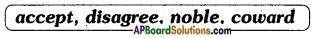AP Board 7th Class English Important Questions Unit 3 11