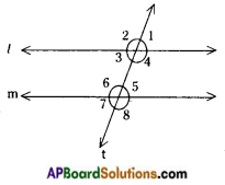 AP Board 7th Class Maths Notes Chapter 4 Lines and Angles 10