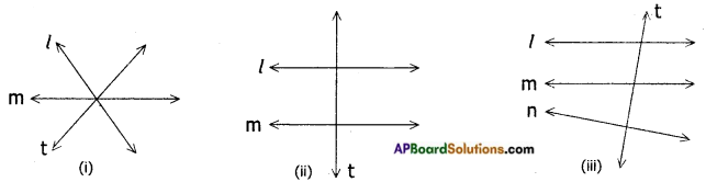 AP Board 7th Class Maths Notes Chapter 4 Lines and Angles 4
