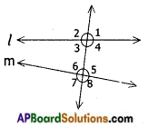 AP Board 7th Class Maths Notes Chapter 4 Lines and Angles 5