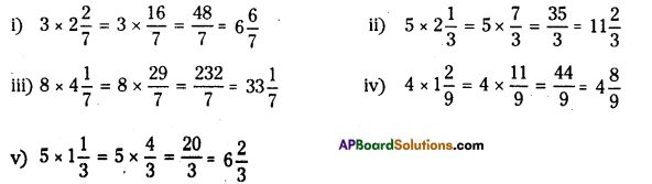 AP Board 7th Class Maths Solutions Chapter 2 Fractions, Decimals and Rational Numbers InText Questions 2