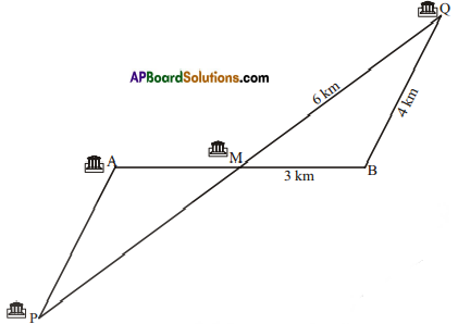 AP Board 7th Class Maths Solutions Chapter 8 Congruency of Triangles Ex 2 2
