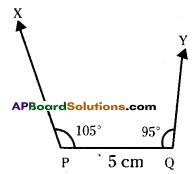 AP Board 7th Class Maths Solutions Chapter 9 Construction of Triangles InText Questions 11