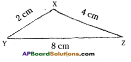 AP Board 7th Class Maths Solutions Chapter 9 Construction of Triangles InText Questions 9