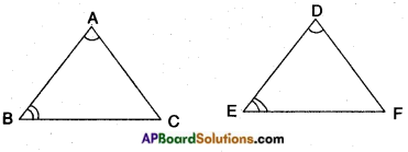 AP SSC 10th Class Maths Notes Chapter 8 Similar Triangles 12