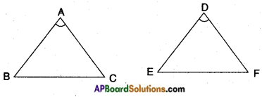 AP SSC 10th Class Maths Notes Chapter 8 Similar Triangles 13