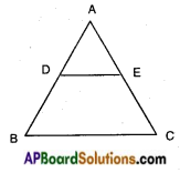 AP SSC 10th Class Maths Notes Chapter 8 Similar Triangles 4