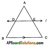AP SSC 10th Class Maths Notes Chapter 8 Similar Triangles 5