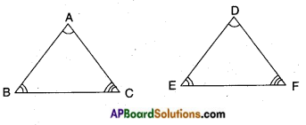 AP SSC 10th Class Maths Notes Chapter 8 Similar Triangles 6