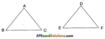 AP SSC 10th Class Maths Notes Chapter 8 Similar Triangles 7