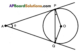 AP SSC 10th Class Maths Notes Chapter 9 Tangents and Secants to a Circle 12