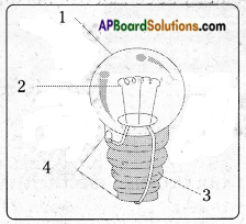 AP Board 6th Class Science Important Questions Chapter 10 Basic Electric Circuits 1