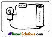 AP Board 6th Class Science Important Questions Chapter 10 Basic Electric Circuits 5
