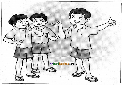 AP Board 6th Class Hindi Solutions सन्नद्धता कार्यक्रम Chapter 9 मौखिक खेल 1