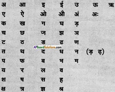 AP Board 6th Class Hindi Solutions सन्नद्धता कार्यक्रम Chapter 9 मौखिक खेल 2