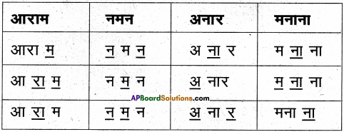 AP Board 6th Class Hindi Solutions Chapter 1 बारिश 12