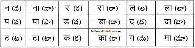 AP Board 6th Class Hindi Solutions Chapter 1 बारिश 2