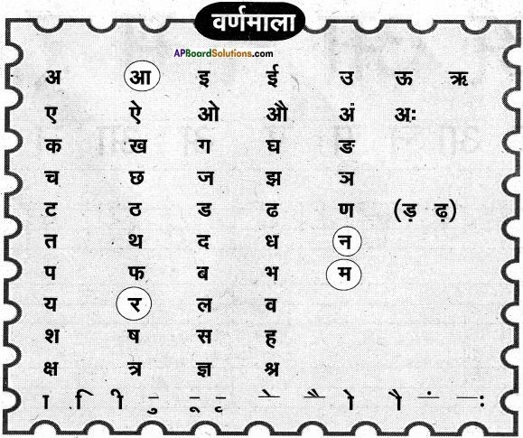 AP Board 6th Class Hindi Solutions Chapter 1 बारिश 8